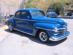 1947 Plymouth Coupe....Re-pin brought to you by agents of #Carinsurance at #HouseofInsurance in Eugene, Oregon...Call for a Quote 541-345-4191