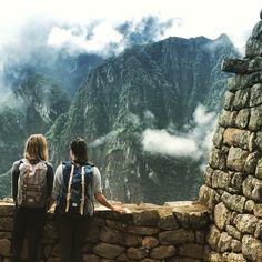 Herschel Supply: Machu Pichu.