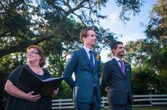A Charleston wedding photo taken by Molly Joseph Photography