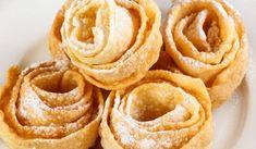 Хворост татарский - пошаговый кулинарный рецепт с фото на Повар.ру