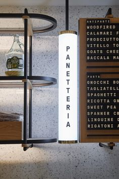 Australian interior design, Brunetti by Techne Architecture and Interior Design, Melbourne, VIC Shop Signage, Retail Signage, Wayfinding Signage, Signage Design, Cafe Signage, Interior Architecture, Interior Design, Design Design, Design Ideas