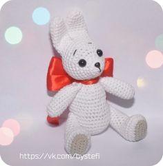 Handmade Toys, Hello Kitty, Character, Minis, Easter, Amigurumi