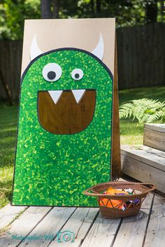 Monster bean bag toss-11