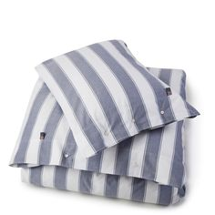 Buy Lexington Pin Point Oxford Blockstripe Bedding Online From Occa-Home