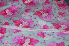 SALE 25% OFF Kaffe Fassett and Phillip Jacobs Rowan Fabrics PJ 26 Layered Leaves - 100 Percent Quality Cotton Rare and Oop - $2.99 USD