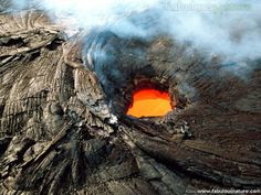 Go on a helicopter tour of volcanoes on the Big Island
