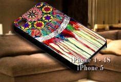 Dreamcatcher Water Color for iPhone case-iPhone 4/4s/5/5s/5c case cover-Samsung Galaxy S3/S4/ case cover