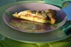 Giuli Foodie: Crumble di Mele su  una base di pasta frolla class...