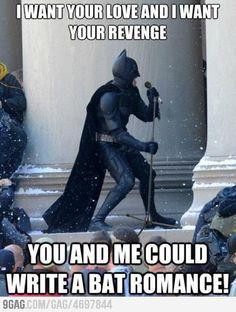 Gotham City Lalala!