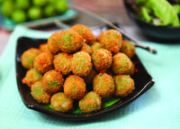 Mezzetta Fried Green Olives