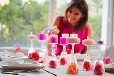 ideas para una cena romantica - Buscar con Google
