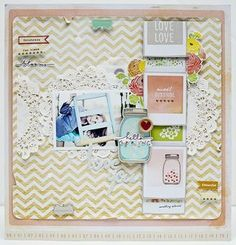 Neopolitan line that I have - great inspiration!