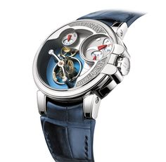 If It's Hip, It's Here: All The Opus Watches (1 through 11) From Harry Winston & Various Horologists.