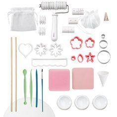 Wilton Method™ Gum Paste & Fondant Student Kit