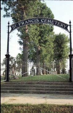 Saint Francis Cemetery  Humphrey  Platte County  Nebraska  USA