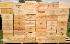 45 zł: Przedmiotem ogłoszenia są oryginalne drewniane skrzynki po winie z całego świata. Większość to prawdziwe unikaty, które nadadzą charakteru twojemu mieszkaniu, domowi restauracji itp.!  Zamówienie pr...