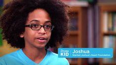 Joshua, Feeding Those in Need | Citizen Kid by Disney