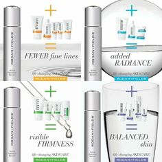 Rodan and Fields doctors created their own molecule that works with every skin type!! So awesome!! Hydration is key to making the skin act and look younger!!