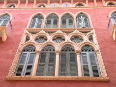 Restauro palazzo del '400, Verona, 2006 - ferdinando forlati