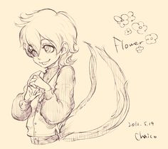 """""""Flower the Skunk"""" from (Bambi) - Disney Animal Characters As Anime Humans Disney Pixar, Animation Disney, Disney Fan Art, Disney And Dreamworks, Disney Magic, Disney Movies, Bambi Disney, Disney Sketches, Disney Drawings"""