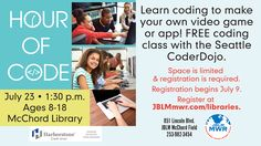 The master coder will teach your kids to create their own games!