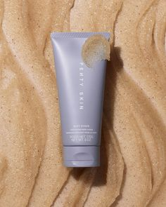 Skincare News: FENTY SKIN BUFF RYDER Exfoliating Body Scrub Release Date FENTY SKIN has just announced their newest skincare product coming soon — the new FENTY SKIN BUFF RYDER Exfoliating Body Scrub. The new body scrub is made with fruit enzymes and shea butter, designed to exfoliate and polish the skin will conditioning and nourishing. FENTY SKIN BUFF RYDER Body Scrub... Beauty Games, Exfoliating Body Scrub, Flaky Skin, Coconut Oil For Skin, Beauty News, Powder Foundation, Beauty Industry, Face Primer, Beauty Skin