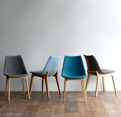 Ben Dining Chair | Light Blue