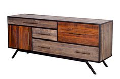 The Savannah Multipurpose Cabinet from LH Imports is a unique home decor item…