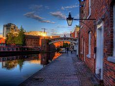 Birmingham, England.