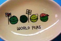 Pea bowl