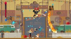 Xbox.com just wrote up a nice preview of Super Time Force. Check it out here! TIME KEEPS ON SLIPPIN'