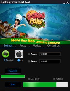 Cooking Fever Hack Cheats Tool  Cooking Fever Hack is Modhacks.com a new tool, that we all want to present to you. If you ever glimpse at all the other hacks on line, this amazing tool is the most effective. This specific tool was made to be functioning on Android os and iOS devices. That …