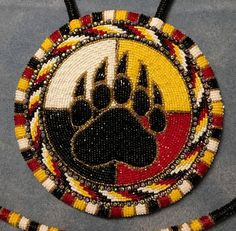 Authenticity Matters With Native American Jewelry Native American Artwork, Native American Design, Native American Crafts, American Indian Art, Native American Patterns, Native American Medicine Wheel, Native American Baby, Native Beading Patterns, Beadwork Designs