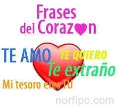 Frases del corazón para expresar nuestro amor y sentimientos en Facebook
