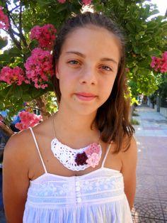 summer bib necklace
