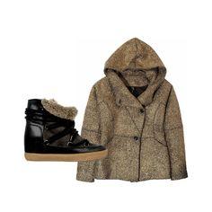 Isabel Marant boots, Zero + Maria Cornejo