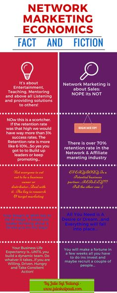Network Marketing Economics