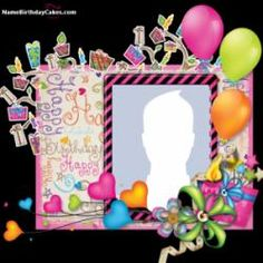 Everything is about birthday here. You will get happy birthday cards, cakes, and frames here. You can add your name and photo on birthday wishes photo frame. Special Happy Birthday Wishes, Birthday Wishes With Photo, Beautiful Birthday Wishes, Happy Birthday Frame, Birthday Photo Frame, Birthday Wishes For Friend, Wishes For Friends, Birthday Frames, Happy Birthday Images