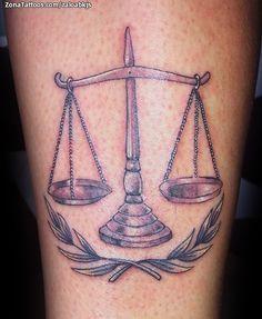 Libra Scale Tattoo, Libra Tattoo, Zodiac Sign Tattoos, Lawyer Tattoo, Libra And Sagittarius, Signo Libra, Symbolic Tattoos, Art Drawings Sketches, Deathly Hallows Tattoo