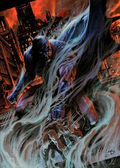 Batman by Yvan Villeneuve