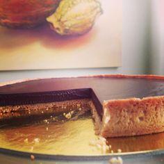 Chocolate tart, Zach Townsend