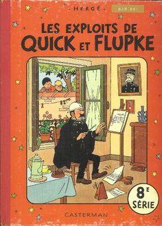 Quick et Flupke. Hergé