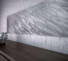 RODLIER-DESIGN présente RADIATEUR SEGNI de GRAZIANO SCULPTURAL DESIGN made in italy