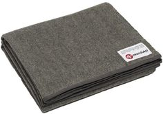 Manduka Recycled Wool Yoga Blanket 40407