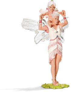 Schleich Iloris with Leolynn Figurine