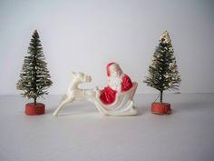 1950s Vintage 1950s Mini Christmas Hard by VintageFindsbySuzi, $10.00
