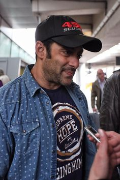 Salman Khan and Randeep Hooda at Chopin Airport - Poland + Video | PINKVILLA