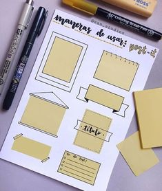 Best Bullet Journal Hacks & Tips For 2020 – Crazy Laura - Bullet Journal Deckblatt Bullet Journal School, Bullet Journal Inspo, Bullet Journal Writing, Bullet Journal Headers, Bullet Journal Banner, Bullet Journal Aesthetic, Bullet Journal Ideas Pages, Bullet Journals, Schrift Design