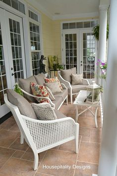 Outdoor Inspiration – Sharing Your Spaces - Finding Home