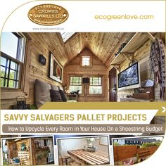 #Upcycle #Pallet projects - - - #diy #repurpose #upcycling #savvy
